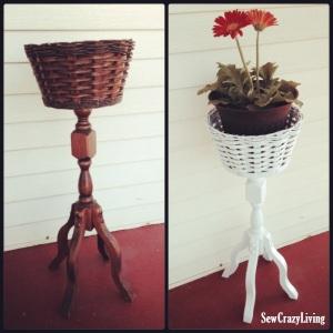 Basket Planter Compare