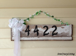 WelcomeHouseSignShabbyChic